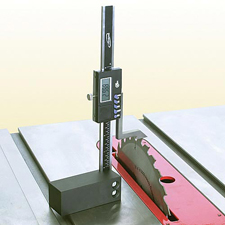 Table Saw Accessories Magnetic Digital Height Gauge