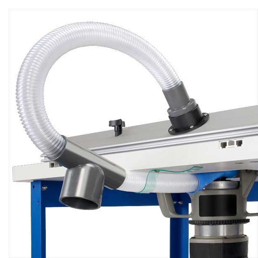 DustRouter Router Table Dust Collection System
