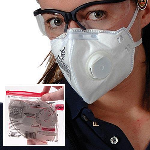Pocket Dust Mask - 10 Pack