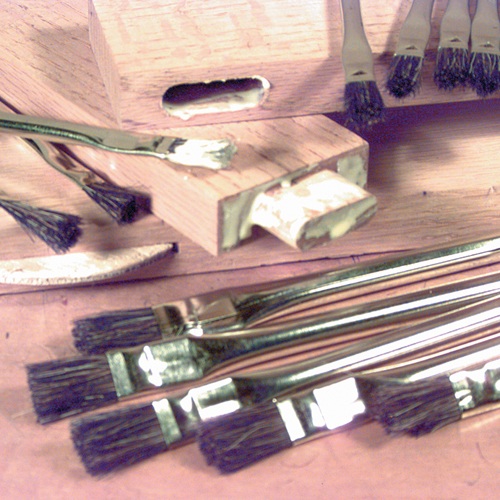 Disposable Glue Brushes
