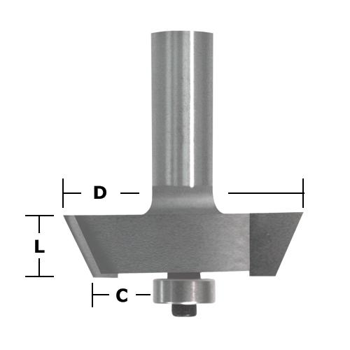 Shaker Style Panel Raiser Bits