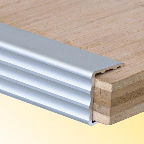 Extruded Shelf Stiffeners