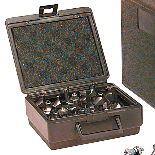 Router Bit Storage Case