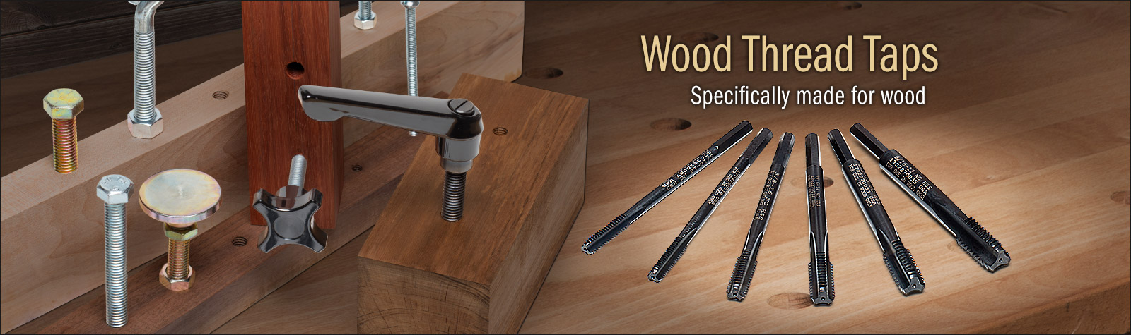 Woodworking Thread Taps