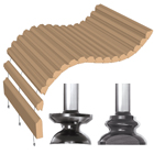 2 Piece Tambour Door Bit Sets