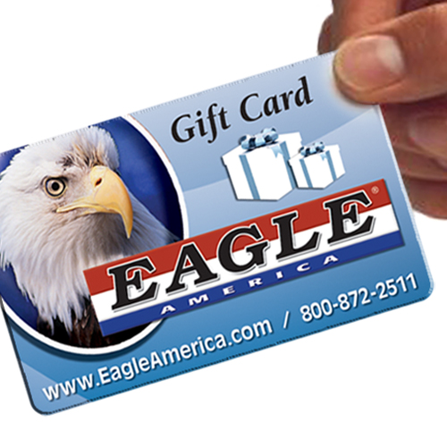 Eagle America Gift Cards