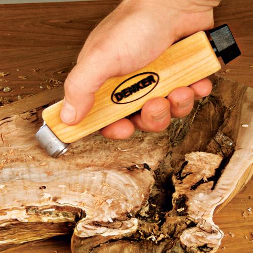 Denker Carving Hand Shave
