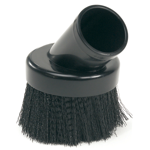 """Round Brush with 1-1/4"""" Connection"""