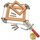 Picture Frame And Mirror Bits