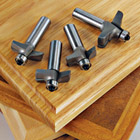 4-Piece Door and Table Edge Set