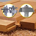 3-Piece Shaker Door Sets
