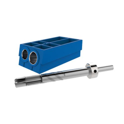 Custom Pocket-Hole Plug Cutter & Bits