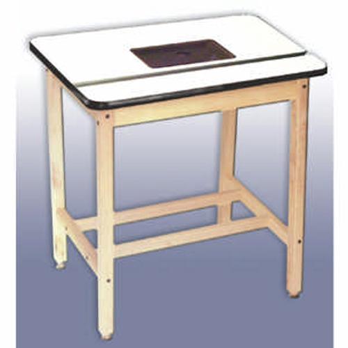 Router Table Top & Leg - Plans