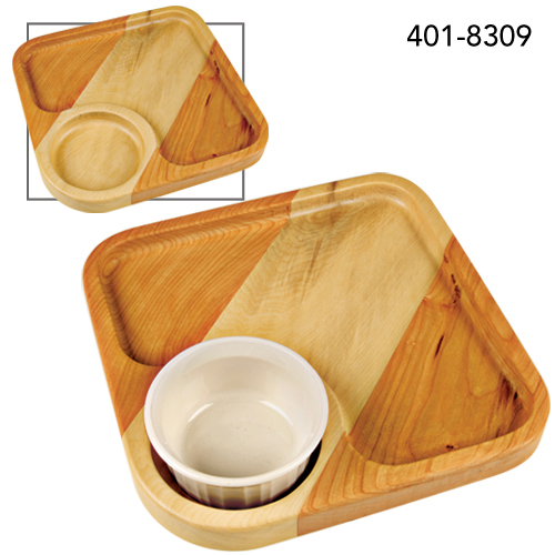 Square Tray Template