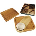3-Piece PARTY Bowl & Tray Package