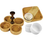 3-Piece Chip & Dip Templates Package