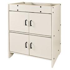 Wood Base Cabinet