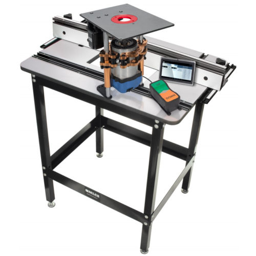 ULTIMATE PowerLift Router Table System