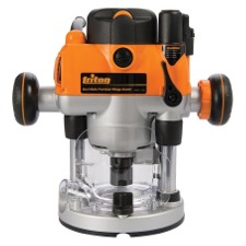 2-1/4 HP Dual Mode Precision Plunge Router
