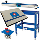Router Table Package with Lift and Stand