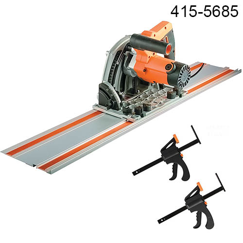 Plunge Track Saw TTS1400 & Accessories