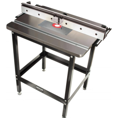 Cast Iron Router Table Top & Packages
