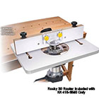 Mini Trim Router Table