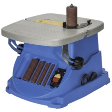 Oscillating Spindle & Belt Sander and Accessories