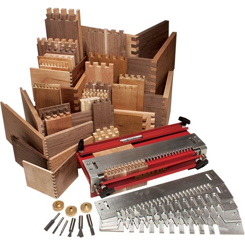 Master Joinery Complete Dovetail Systems