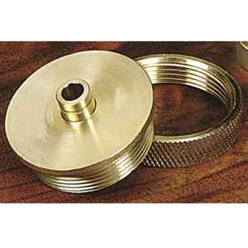 """5/8"""" OD Brass Router Guide Bushing for Dovetail Jig"""