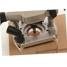 MLCS OnPoint Laser Guided Router Plate