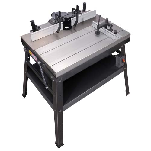PRECISION Sliding Router Table and Fence