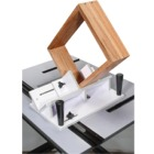 Router Table Spline Jig & 2 EAGLE Dovetail Bits