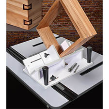 Router Table Spline Jig & Packages