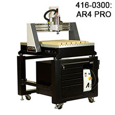 PRO Series CNC Routers & Accessories
