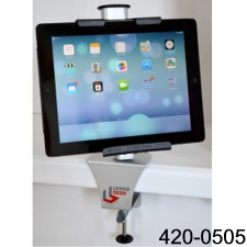 Portable Cabinet and Table Mounts for Tablets