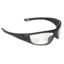 Radians Cuatro Safety Goggle (Foam Lined)