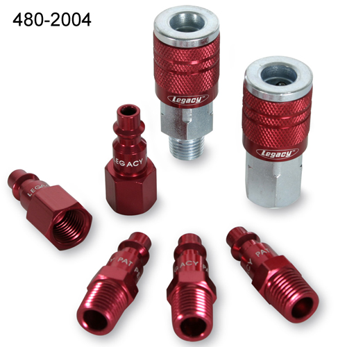 Air Plugs and Couplers