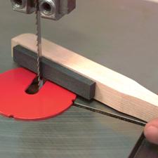 Bandsaw Blade File
