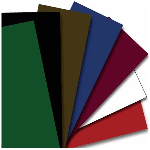 PSA Backed Felt Sheets