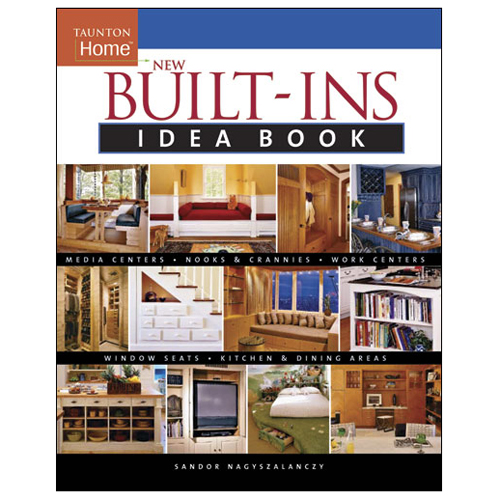 New Built-Ins Idea Book