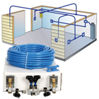 Rapid Air Compressed Air Piping System