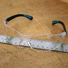 Magnifying Bifocal Safety Glasses
