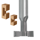 T-Slat Wall Channel Bits