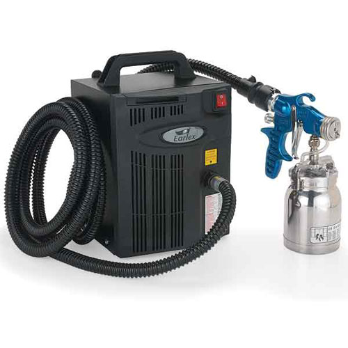 HVLP Spray Station 6900 & Accessories
