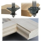 Wainscoting Set Ogee Profile