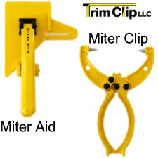 MITER CLIP and MITER AID