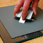 Glass Plate Sharpening Kit