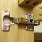 35mm European Frameless Hinges