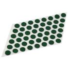 Green Felt Dots